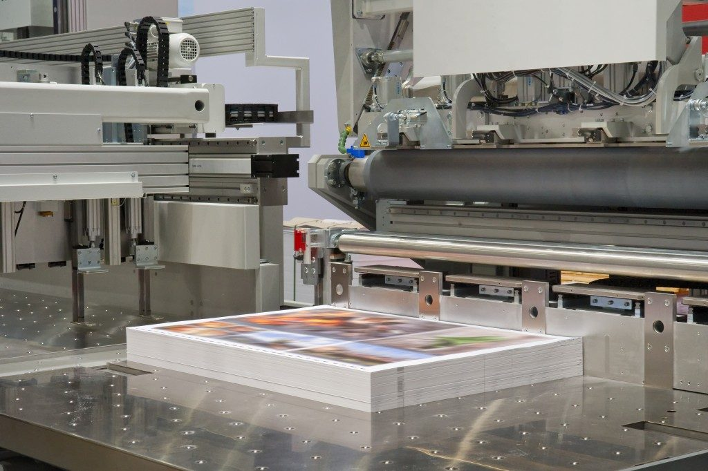 printing press service