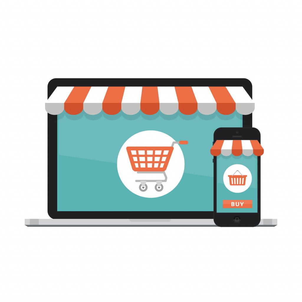 ecommerce concept
