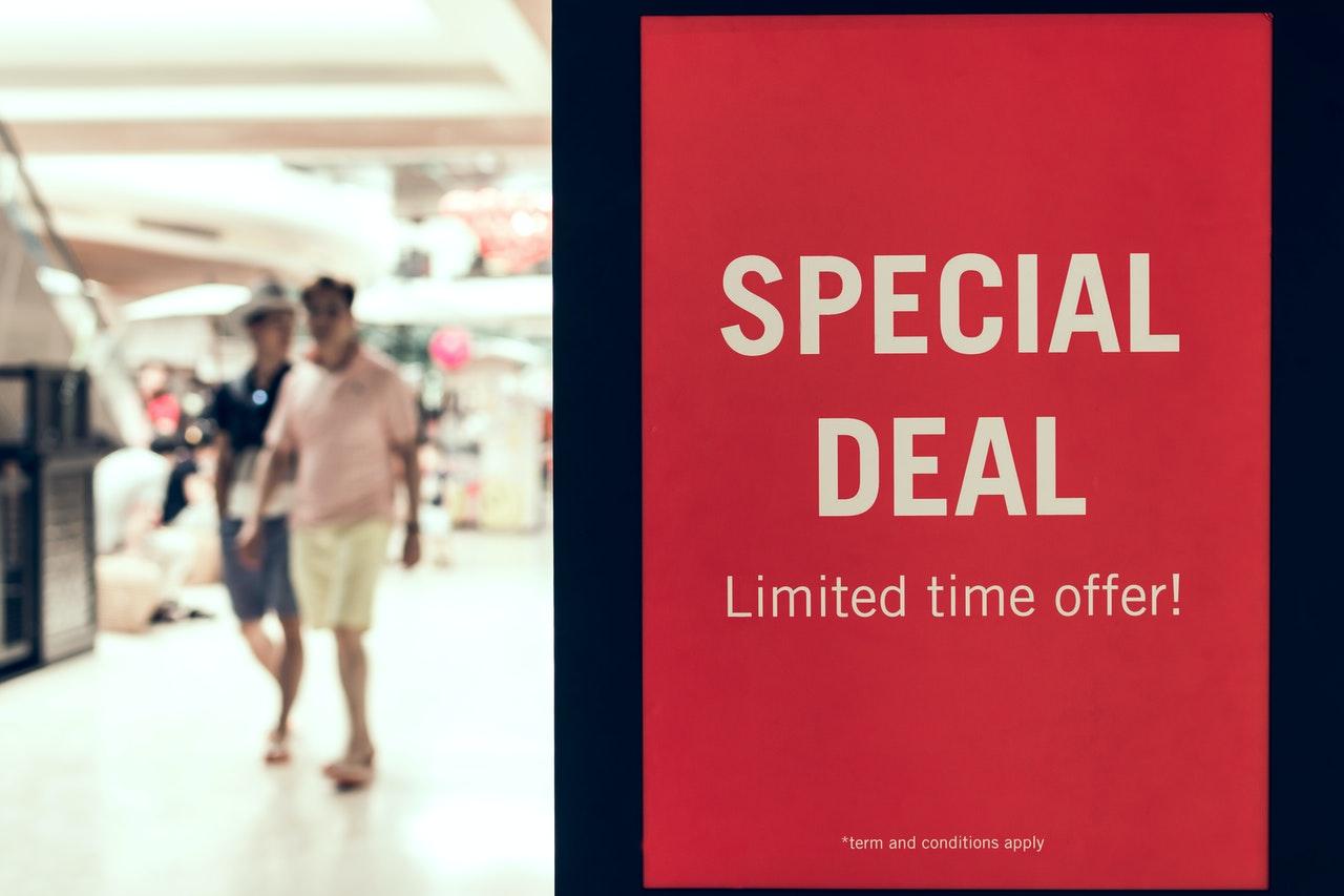 discount price