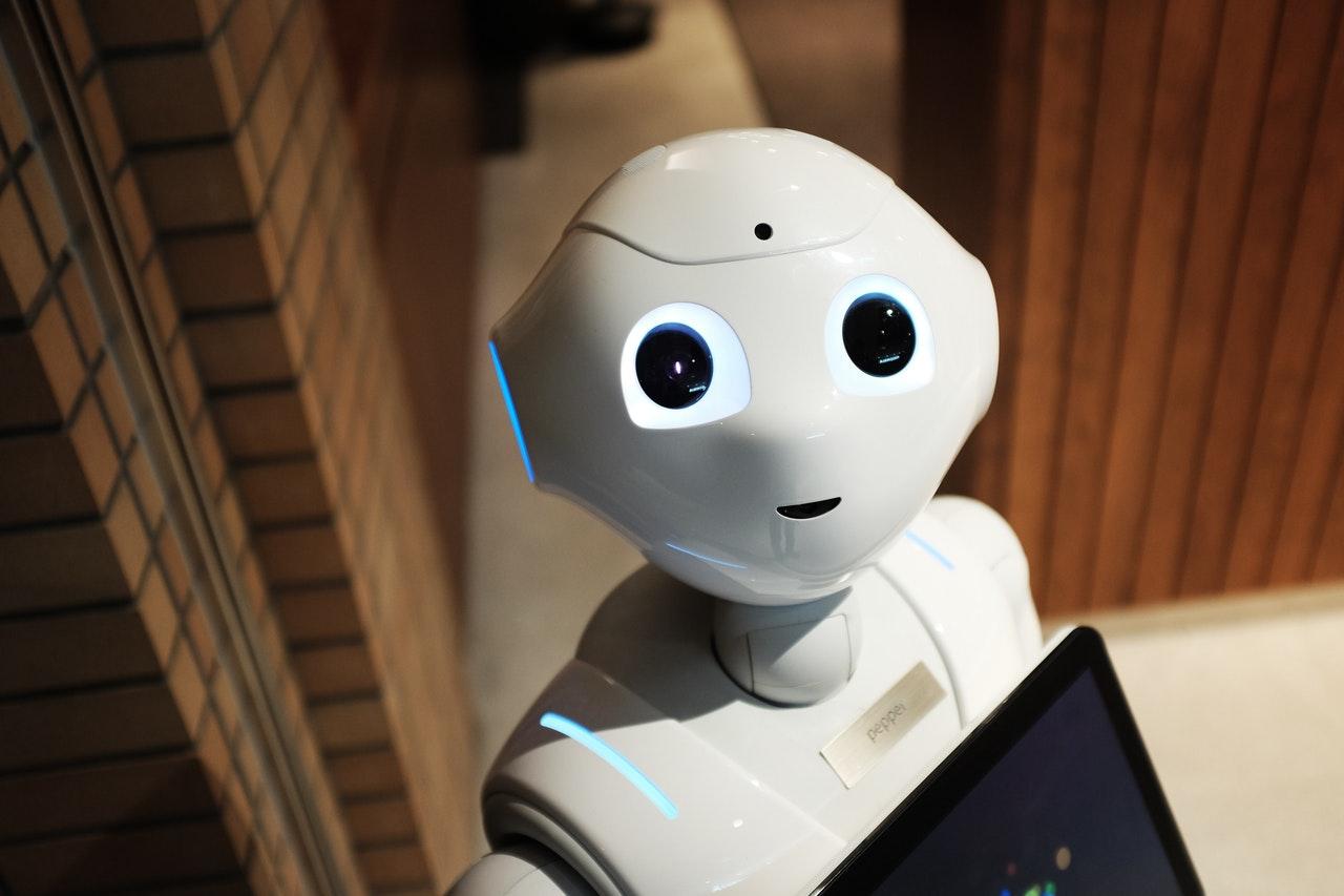 self learning robot